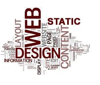 static-website-design-company-meerut-delhi-india
